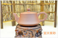 Chine Collection Yixing Purple Clay Teapot , Delicate Yixing Zisha Clay Teapot société
